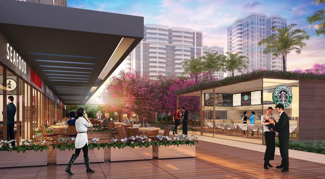 2681e79081fe5 Vogue Square   Salas e lojas na Barra da Tijuca